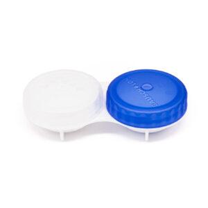 Astuccio porta lenti a contatto Morbide piatto -1